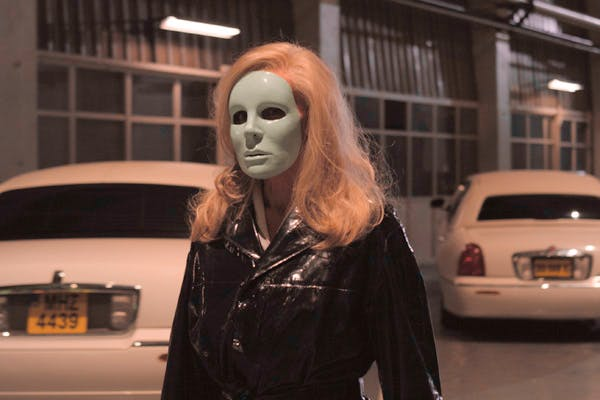 Fellow traveller? Kylie Minogue in Holy Motors