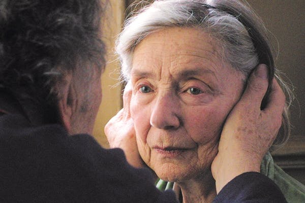 Emmannuelle Riva as Anne in 'Amour' (2012)