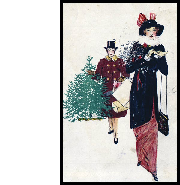 Christmas and other trees reviewed by Oliver Rackham and Ysenda Maxtone Graham