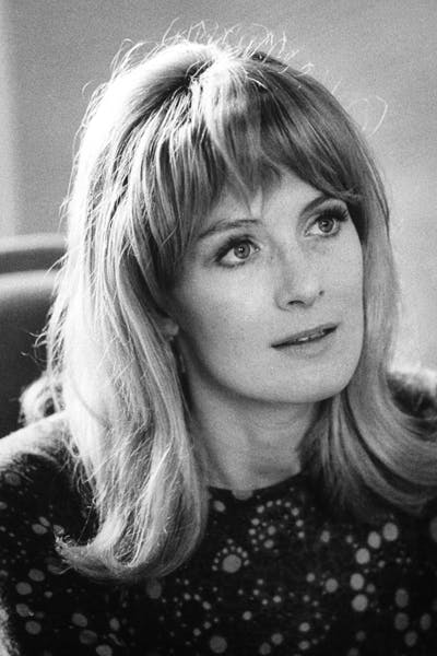 The only truly great Redgrave: Vanessa in 1966