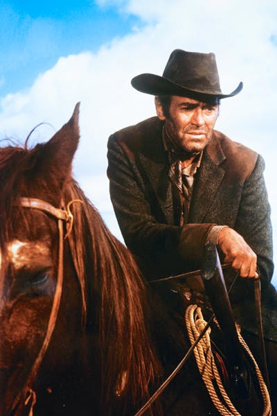 Henry Fonda as Bob Larkin in Firecreek (1968)