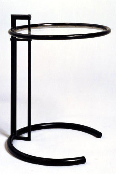 Adjustable table, 1926–9
