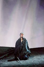 Most moving: Jonas Kaufmann as Parsifal