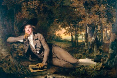 Marvellously languid: 'Sir Brooke Boothby', 1781, by Joseph Wright