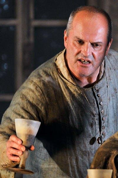 Christopher Purves as the Protector in 'Written on Skin'