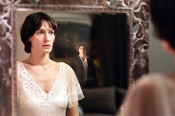 Is she hallucinating? Clotilde Hesme as Adèle in 'The Returned'