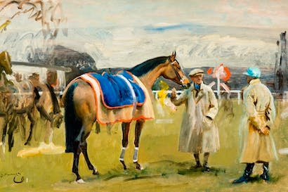 'Anarchist' by Alfred Munnings