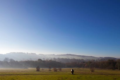 Yorkshire Sculpture Park: the 500-acre site is a great artwork in its own right