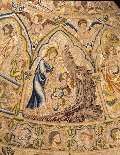 English embroidery: the forgotten wonder of the medieval world