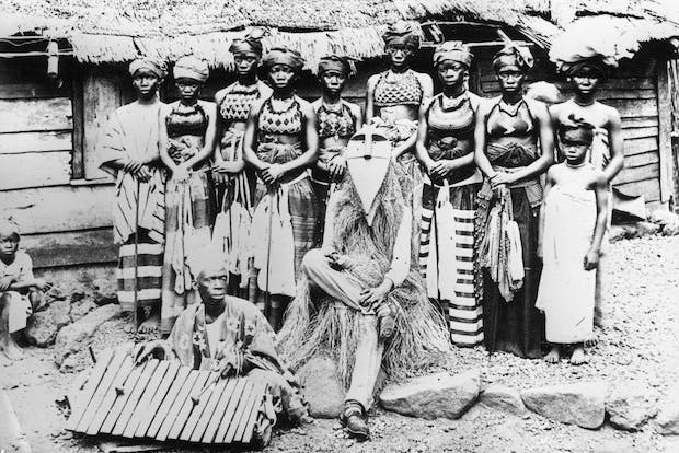 Witch-hunting capitalism in Africa   The Spectator