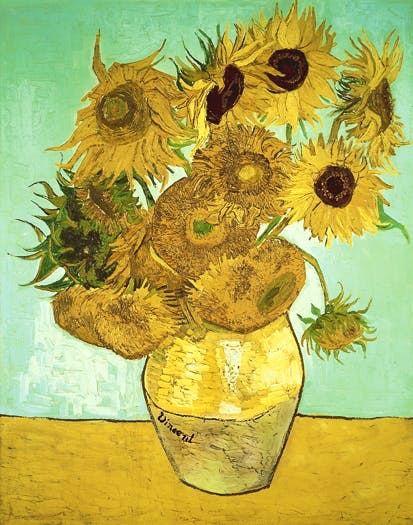 The Sunflowers Are Mine By Martin Bailey Review The Spectator