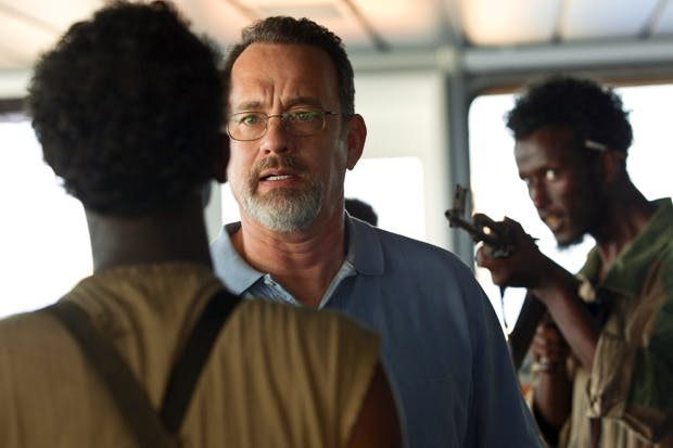 One of the greatest actors alive: Tom Hanks as Captain Phillips