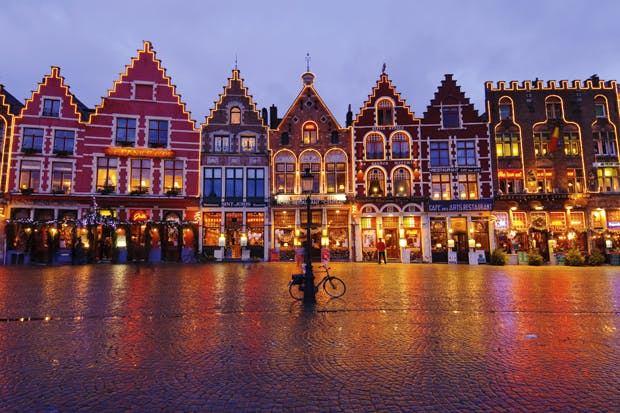 Bruges Christmas.Notes On Christmas Shopping In Bruges The Spectator