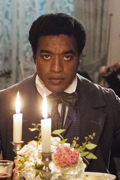 Great performance: Chiwetel Ejiofor as Solomon Northup