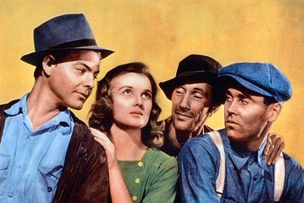 the 1930s issues as presented in the grapes of wrath Culture in the 1930s •orson welles •grant wood •richard wright •the grapes of wrath motion pictures, radio, art presented the social and political.