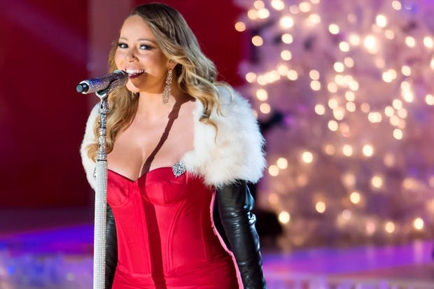 the most recent ditty to join the christmas canon was mariah careys all i want for christmas is you in 1994 we deserve more joy - Mariah Carey Merry Christmas Songs