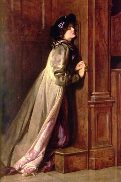Stirring the imagination into overdrive: 'The Sinner' by John Collier (1904)