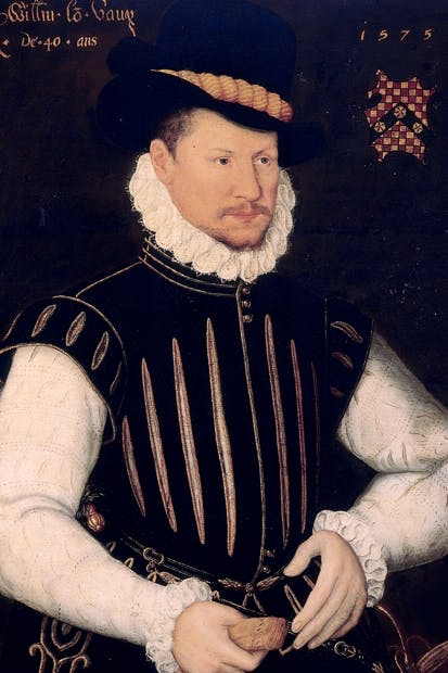 William Vaux, 3rd Baron Vaux of Harrowden, was tried in the Star Chamber in 1581 with his brother-in-law Sir Thomas Tresham for harbouring Edmund Campion and sentenced to imprisonment in the Fleet with a fine of £1,000