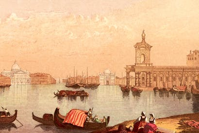 notes-on-venice-lithograph