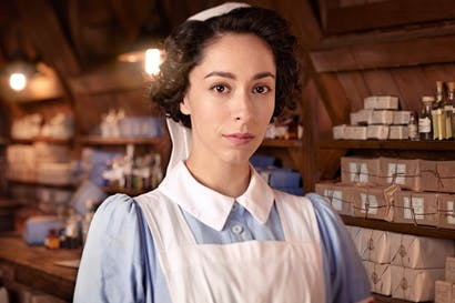 Opinionated and recalcitrant: Oona Chaplin as Kitty Trevelyan
