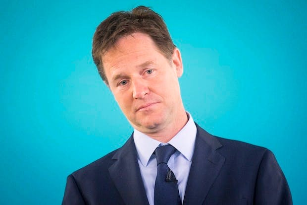 Is Tommy Ready For Prime Time Not At >> Why No One S Ready To Oust Nick Clegg Except The Tories Of Course