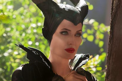 Engaging: Angelina Jolie as Maleficent
