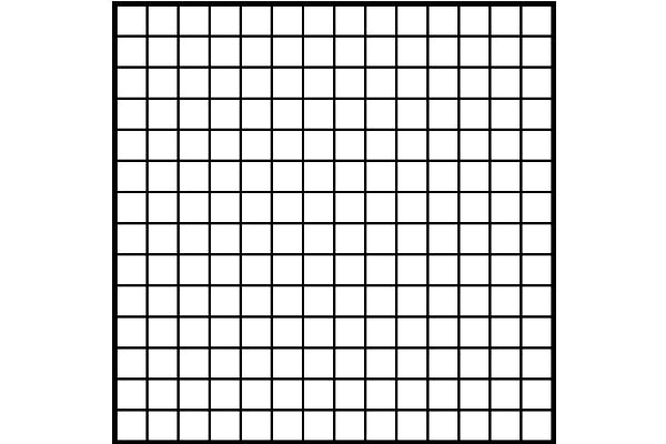 crossword puzzle blank template