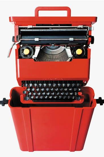 Valentine typewriter, 1969