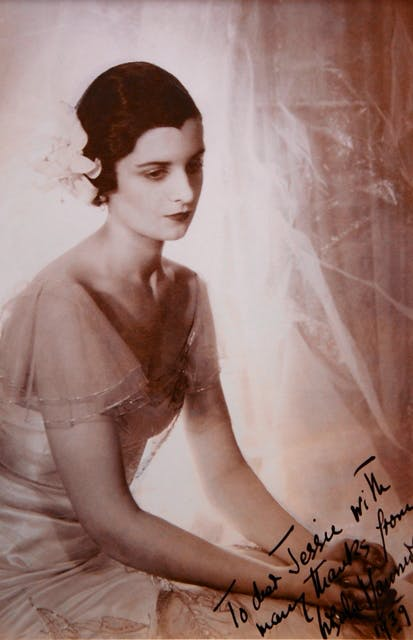 Ursula, photographed by Cecil Beaton on the eve of the second world war