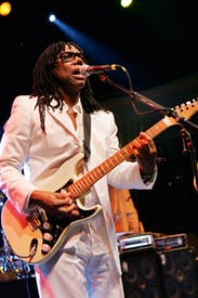 A series of indisputable masterpieces: Nile Rodgers of Chic