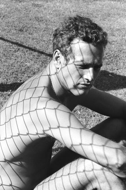 'Paul Newman', 1964, by Dennis Hopper