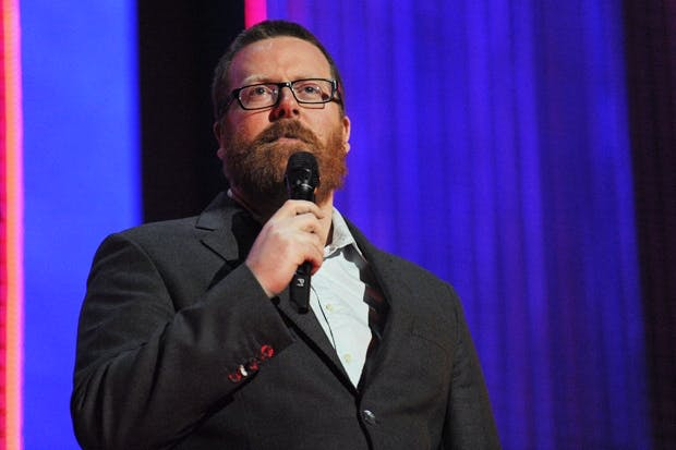 Frankie Boyle is a cowardly bully, and I'm ashamed I ever