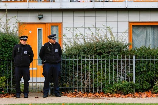 Area Investigated Where Three Women Were Reportedly Held Captive In London