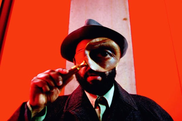Adeel Akhtar plays Wilson Wilson in Utopia