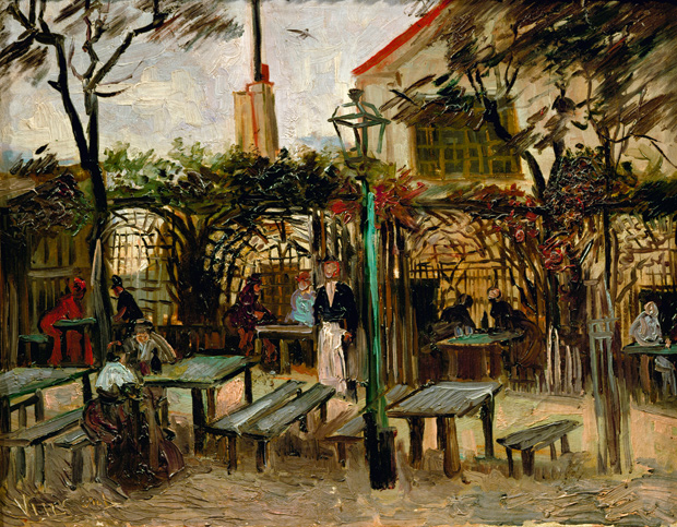Exactly how much fun was it being an impoverished artist in Paris?