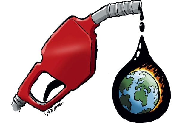 The wars that really are about the oil | The Spectator