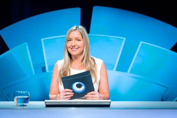 Asking the questions: Victoria Coren Mitchell