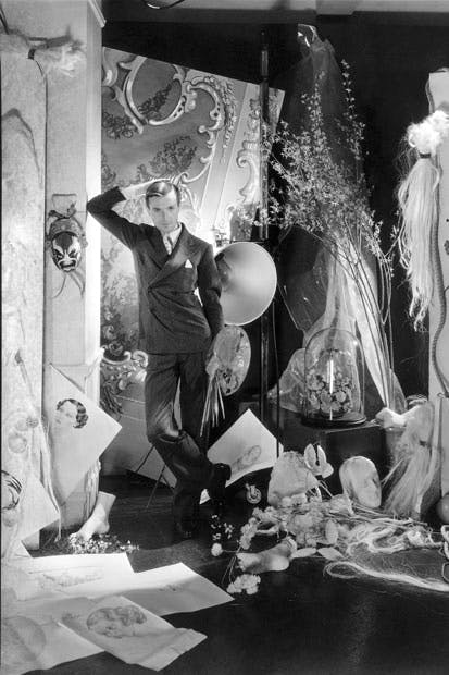 Cecil Beaton, self-portrait, 1936