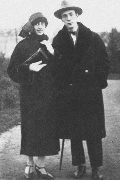 Vladimir and Véra: in love for life