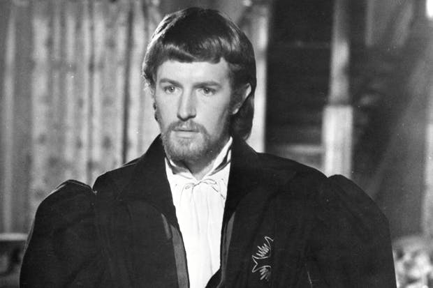 Corin Redgrave, playing the contrarian William Roper, husband of Thomas More's favourite child, Margaret, in A Man for All Seasons