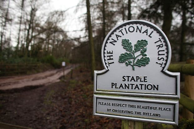 The National Trust is spoiling beautiful places in the name