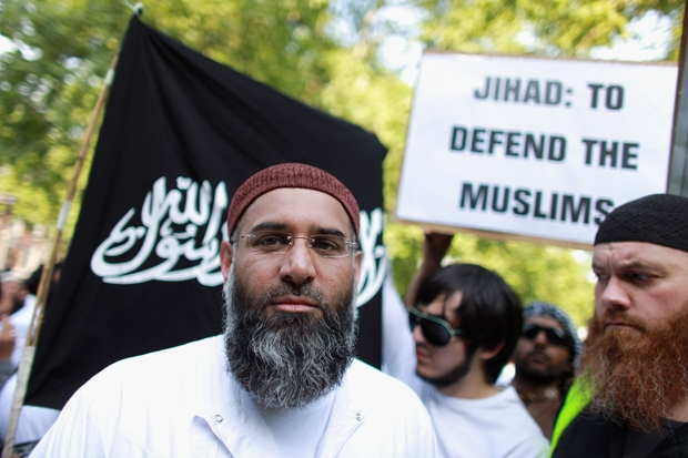 Please, Theresa, let Anjem Choudary go and get himself killed