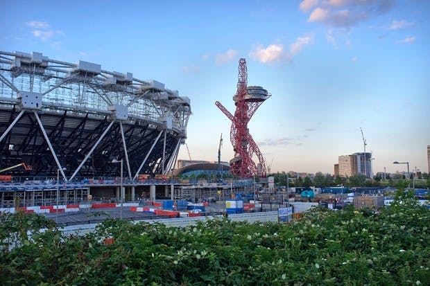 London's real Olympic legacy: paying to build the stadium twice