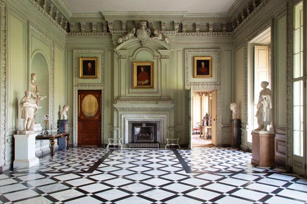 The Marble Hall at Petworth House