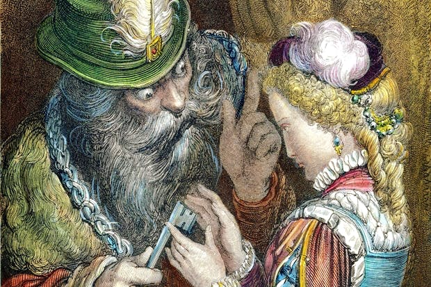 Are old fairy stories too scary for kids?