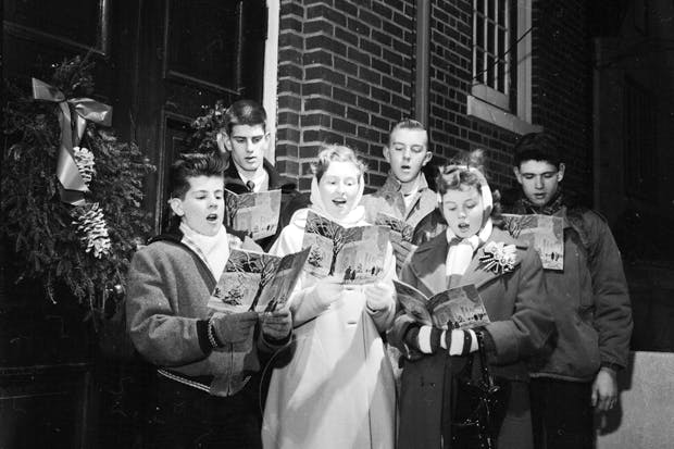 Christmas Caroles.The Threat To Christmas Carols And How To Save Them The