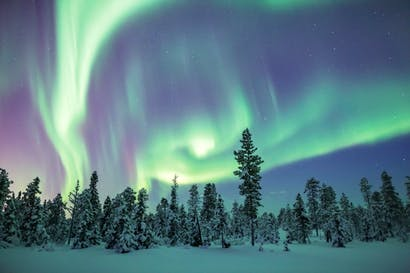 The aurora: you really have to see it for yourself