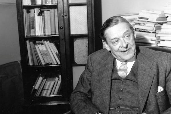 T.S. Eliot - A Very Practical Cat. Image: The Spectator