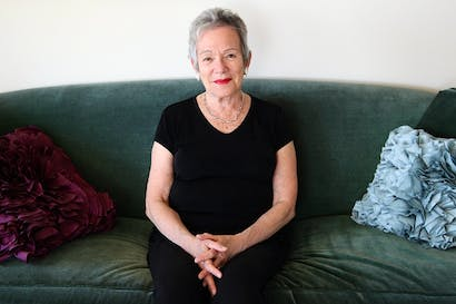 Edith Pearlman in 2012