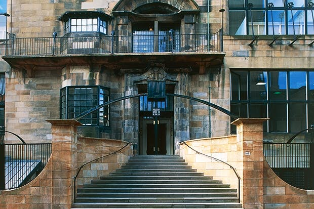 Decades in the making: Glasgow School of Art
